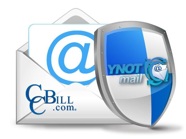 CCBill YNOT Mail partnership