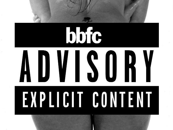 BBFC advisory