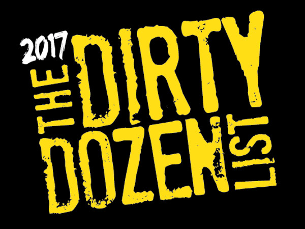 Compiled each year since 2013 by the National Center on Sexual Exploitation, the Dirty Dozen Watch List reveals the corporations and governmental agencies NCOSE believes are doing the most harm to American morality.