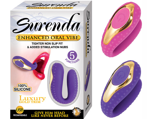 Based on feedback from customers, buyers and reviewers, the company updated the original, creating the new Surenda Enhanced Oral Vibe.