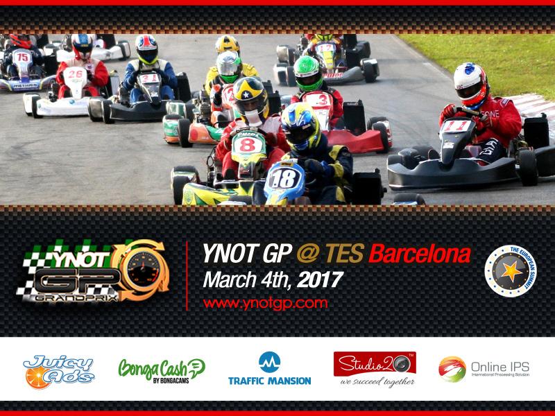 YNOT Grand Prix Barcelona 2017