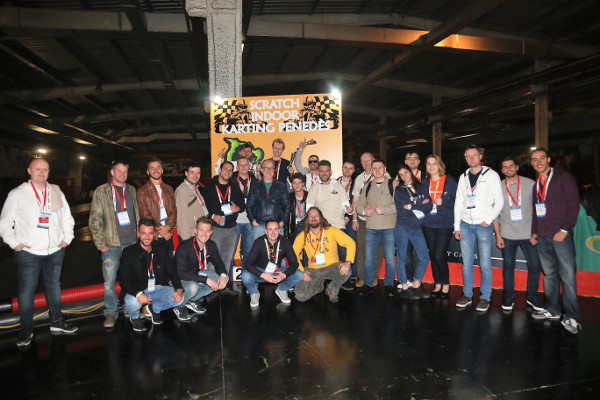 YNOT Grand Prix Barcelona participants