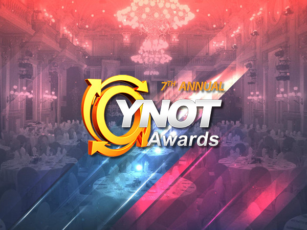 Voting for the 2017 YNOT Awards winners in 34 categories closes Aug. 18, 2017.