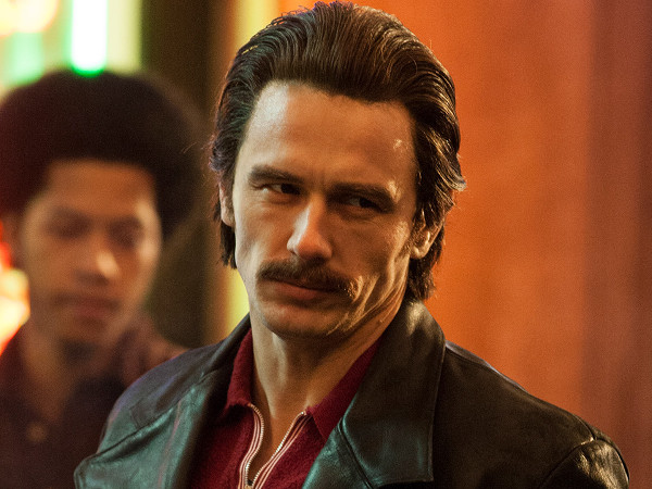 """I watched it in my day. I certainly watched it as research for this show. [But] I don't watch porn."" --James Franco"