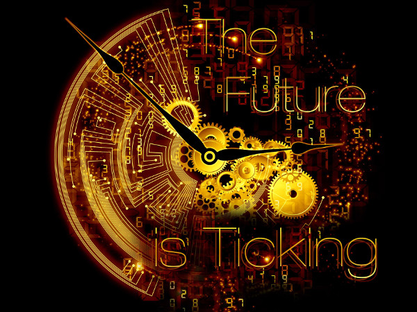 The Future Is Ticking, by Daniel DiLallo