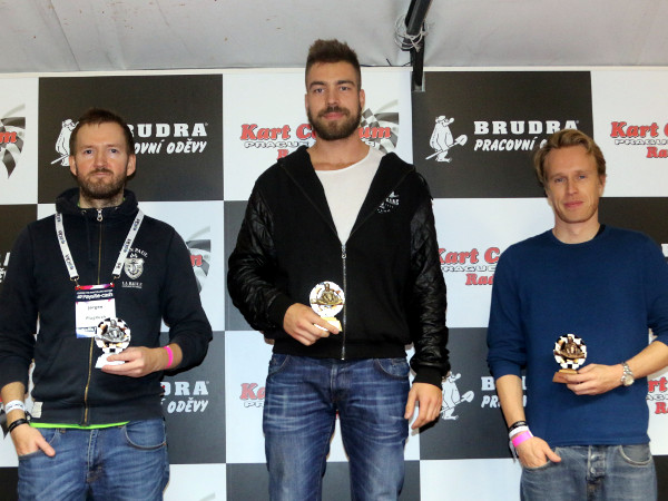 When the dust settled, Dominik Juda from Czech Cash claimed the gold for the third consecutive year with a smoking lap time of 1:25.65.