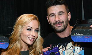 Los Angeles Ca Porn Superstars Kayden Kross And Manuel Ferrara Are Scheduled To Appear At Avns 2018 Adult Entertainment Expo Aee At Hard Rock Hotel