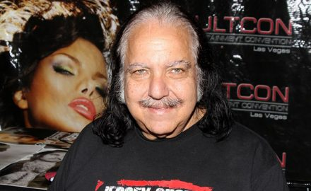 Ron Jeremy at Adult Con 2018