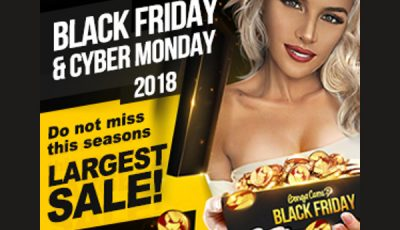 BongaCams Black Friday