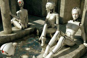 Robot Sex Brothels