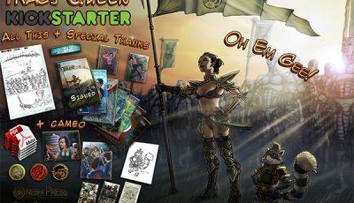 Lynsey G Tracy Queen kickstarter