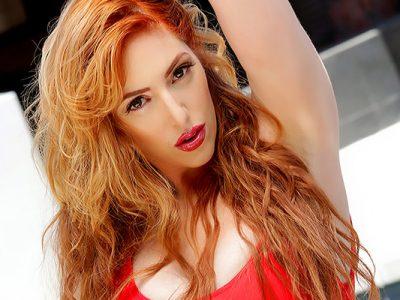 Lauren Phillips redhead