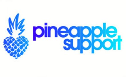 pineapple support logo