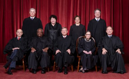 Justices of the Supreme Court