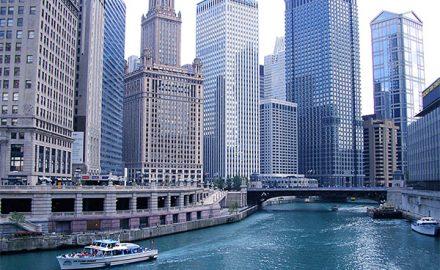 chicago river illinois