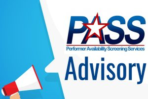 PASS Advisory