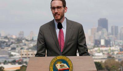 California State Sen. Scott Wiener