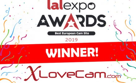 XloveCam LALEXPO Award