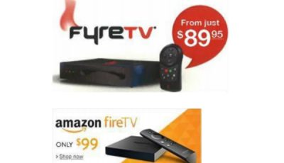 FyreTV and Fire TV
