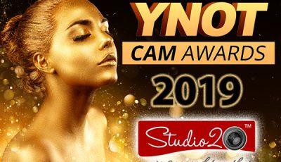 Studio20 Platinum Sponsor 2019 YNOT Cam Awards