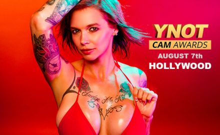 Anna Bell Peaks Host of 2019 YNOT Cam Awards