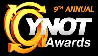 9th Annual YNOT Awards