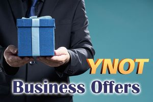 Email Newsletter Business Offers