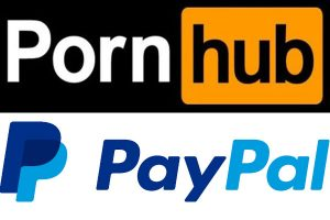 Paypal and Pornhub