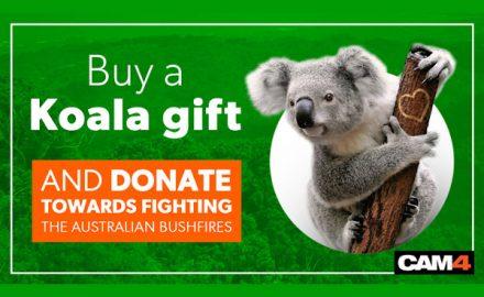 CAM4 Fundraiser for Australia