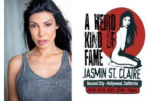 Jasmin St. Claire A Weird Kind of Fame
