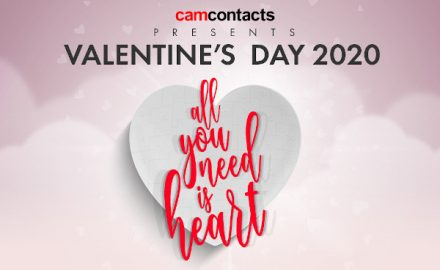 CamContacts Valentine's Day Event