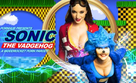 WoodRocket Sonic The Vadgehog