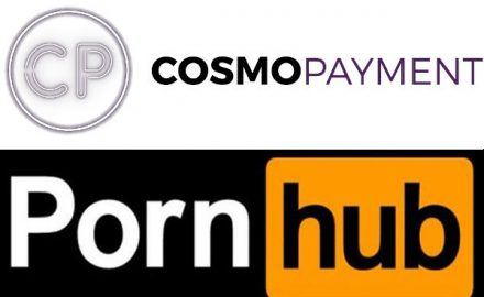 Cosmo Payment and Pornhub
