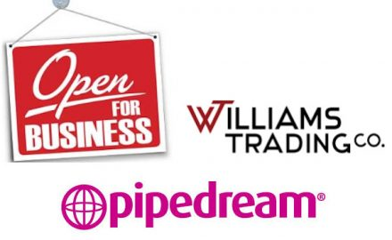 Williams Trading and Pipedream
