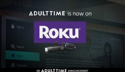 Adult Time on Roku