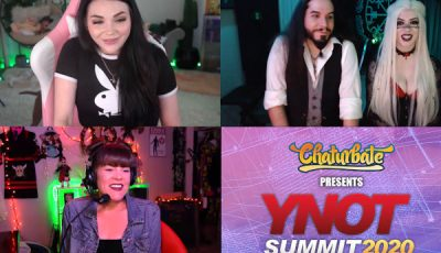 Game streaming panel YNOT Summit