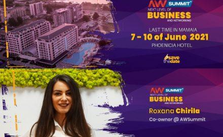 AWSummit Roxana Chirila new co-owner