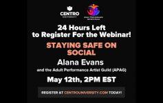 Fan Centro & APAG Stay Safe on Social webinar