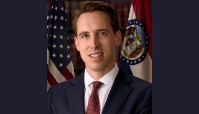 Senator Josh Hawley
