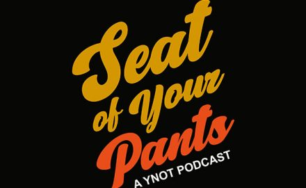 Podcast Seat of Your Pants